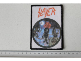 SLAYER - LIVE UNDEAD ( ORIGINAL 1984 ) PRINT