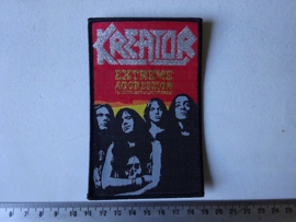 KREATOR - EXTREME AGGRESSION ( WOVEN )