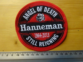 SLAYER - HANNEMAN (RED)