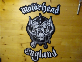 MOTORHEAD - ENGLAND  3 PIECES (DIFFERENT)