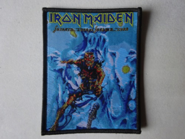 IRON MAIDEN - SEVENTH SON OF A SEVENTH SON (SQUARE) BLACK BORDER NUMBERED