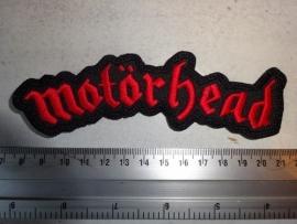 MOTORHEAD - RED STRIP
