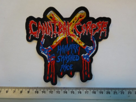 CANNIBAL CORPSE - HAMMER SMASHED FACE ( DIFFERENT)