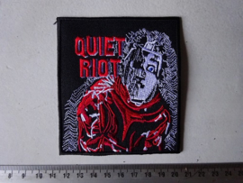 QUIET RIOT - METAL HEALTH ( RED BORDER )