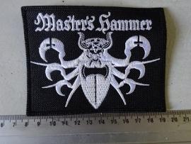MASTERS HAMMER - WHITE LOGO