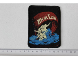 MEAT LOAF - BAT OUT OF HELL ( ORIGINAL 80'S ) PRINT
