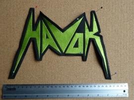 HAVOK - GREEN LOGO