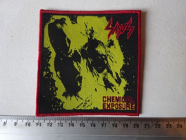 SADUS - CHEMICAL EXPOSURE RED BORDER