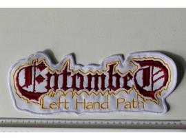 ENTOMBED - LEFT HAND PATH ( YELLOW/WHITE/RED )