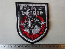 BATHORY - HORDES ( SHIELD LOGO )