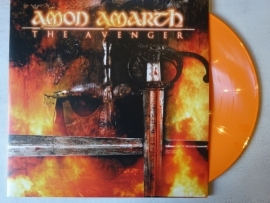 AMON AMARTH - THE AVENGER ( ORANGE VINYL )