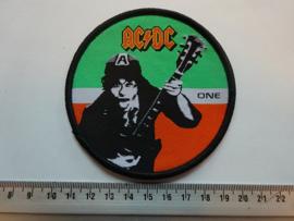 AC/DC - LIVE FROM ATLANTIC STUDIOS ( WOVEN )