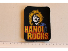 HANOI ROCKS - MICHAEL MONROE ( ORIGINAL 80'S ) PRINT