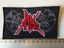 DARK ANGEL - RED/ GREY LOGO