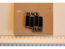 BLACK FLAG - NAME LOGO