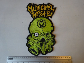 MUNICIPAL WASTE - UGLY FACE