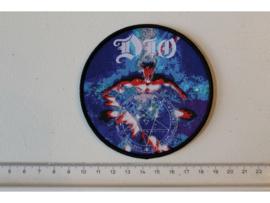 DIO - DIAMONDS ( BLACK BORDER ) WOVEN