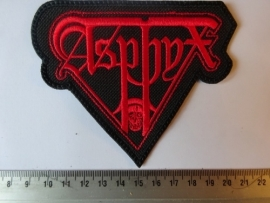 ASPHYX - RED LOGO