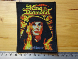 KING DIAMOND - FATAL PORTRAIT ( WOVEN  )