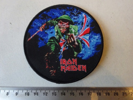 IRON MAIDEN - THE FINAL FRONTIER TOUR CIRCLED BLACK NUMBERD !