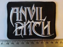 ANVIL BITCH - WHITE LOGO