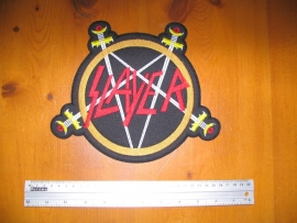 SLAYER - SWORD LOGO