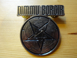 DIMMU BORGIR - NAME LOGO + PENTAGRAM