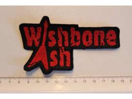 WISHBONE ASH - RED NAME LOGO