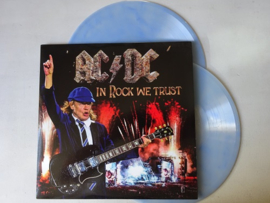 AC/DC - IN ROCK WE TRUST ( LIGHT BLUE VINYL )