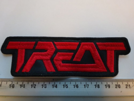 TREAT - RED NAME LOGO