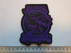 BLACK SABBATH - BLACK SABBATH ( PURPLE )