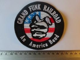 GRAND FUNK RAILROAD - AN AMERICAN BAND