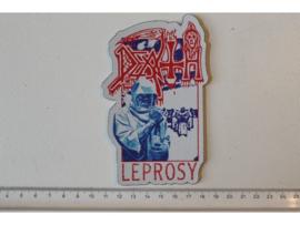 DEATH - LEPROSY ( LASERCUT ) PRINT