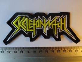 SKELETONWITCH - YELLOW LOGO