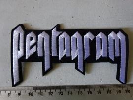 PENTAGRAM - WHITE NAME