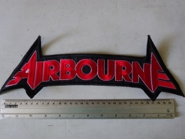 AIRBOURNE - RED LOGO ( 35 CM )