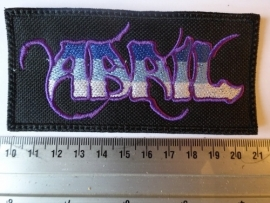 ABAIL - BLUE/PURPLE LOGO