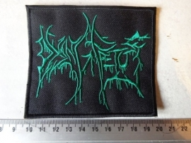 DYING FETUS - OLD LOGO