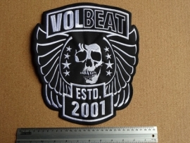 VOLBEAT - ESTABLISHED 2001
