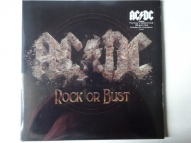AC/DC - ROCK OR BUST + CD