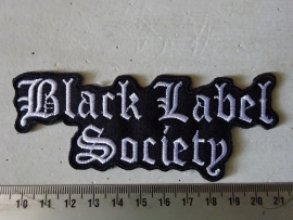 BLACK LABEL SOCIETY - NAME LOGO