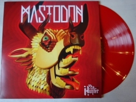 MASTODON - HUNTER ( RED VINYL )
