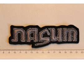 NASUM - GREY NAME LOGO