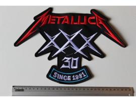METALLICA - XXX YEARS