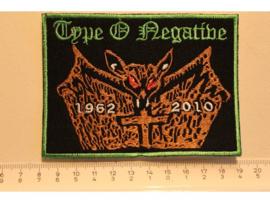 TYPE O NEGATIVE - BAT