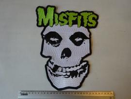 MISFITS - FACE LOGO