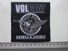 VOLBEAT - REBELS & ANGELS
