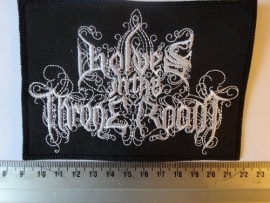 WOLVES IN THE THRONE ROOM - WHITE LOGO