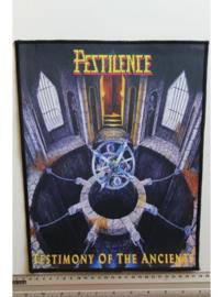 PESTILENCE - TESTIMONY OF THE ANCIENT
