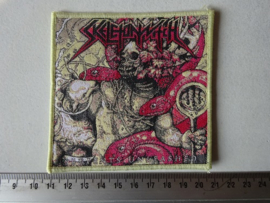 SKELETONWITCH - SERPENTS UNLEASHED WHITE BORDER